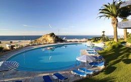 Portugal - Algarve - Portimao - Praia da Rocha - Hotel Algarve Casino