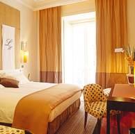 Lisbon Portugal Hotel Avenida da Liberdade bedroom