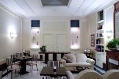 Hotel Britania Lisbon Portugal bar