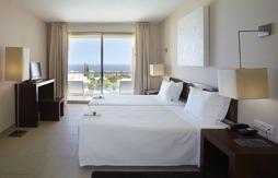 Portugal - Algarve - Albufeira - CS Sao Rafael Suite Hotel - Bedroom