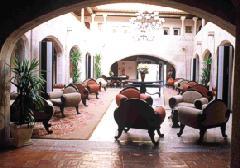 Hotel Fortaleza do Guincho near Cascais Lisbon Portugal Stairs