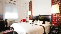 Porto (Oporto) Portugal Hotel Infante de Sagres Bedroom
