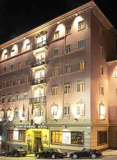 Porto (Oporto) Portugal Hotel Infante de Sagres Exterior