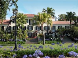 Estalagem Jardins do Lago - quality accommodation in the island of Madeira - Funchal