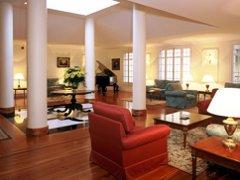 Living room at Jardins do Lago - Madeira - Funchal