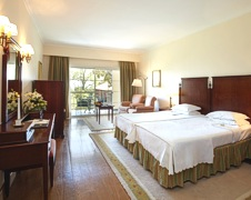 Suite at Estalagem Jardins do Lago, near Funchal in the island of Madeira
