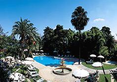 Lisboa Portugal Lapa Palace Hotel Terrace