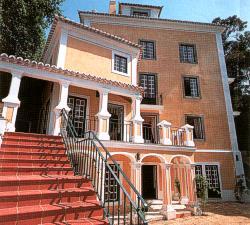 Portugal Accommodation Sintra Lisbon Lisboa Lawrences Hotel