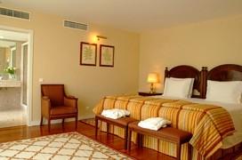 Portugal Algarve Caldas de Monchique Bedroom