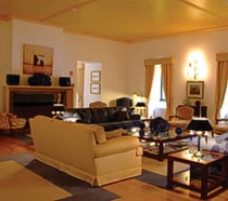 Portugal Algarve Caldas de Monchique living room
