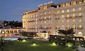 Portugal - Lisbon - Estoril - Palacio Estoril Hotel & Golf Resort - Exterior