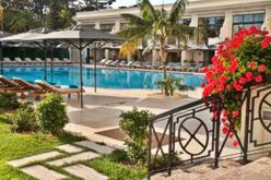 Portugal - Lisbon - Estoril - Palacio Estoril Hotel & Golf Resort - Garden