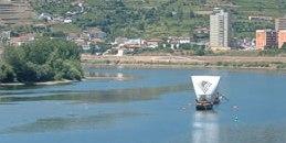 Portugal Peso da Regua Hotel Regua Douro river