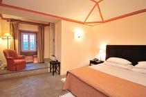 Obidos Portugal Hotel Room in Casa das Senhoras Rainhas
