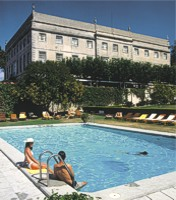Portugal Lisbon Sintra - Hotel Tivoli Palacio de Seteais