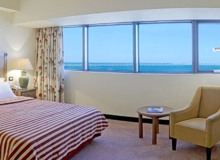 Lisbon Portugal Hotel Tivoli Oriente bedroom
