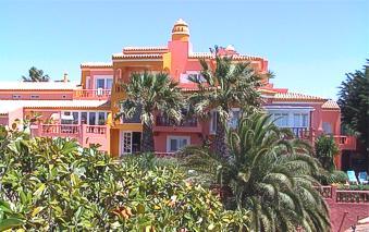 Portugal Algarve Lagos Vivenda Miranda Hotel