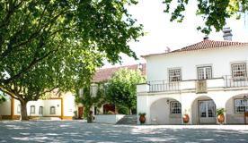 Portugal Beiras Ourem Fatima Quinta Alcaidaria Mor Exterior