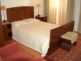 Bedroom in Casa de Alfena - luxury accommodation in the Douro basin