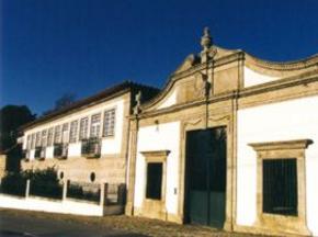 Portugal Minho Povoa Lanhoso Casa Alfena Front