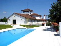 Swimming pool in Solar de Alvega - Near Abrantes