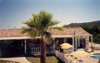 View of Casa da Calma Pereiro Moncarapacho Algarve Portugal