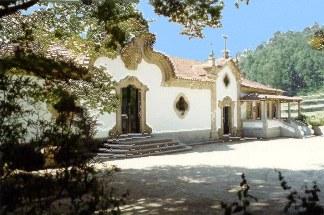 Portugal Concheca Douro Baiao Casa de Cocheca Exterior
