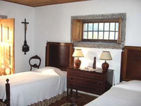 PortugalCasa de Cocheca - bedroom