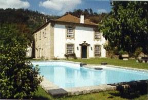 Portugal Concheca Casa de Cocheca - pool