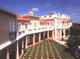 Portugal Beiras Casa Fontes Aveiro Exterior