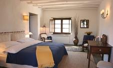 Portugal Alentejo Estremoz Bedroom at Monte da Fornalha