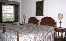Paco of Lanheses, Viana do Castelo, bedroom
