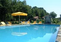 Paço de lanheses swimming pool