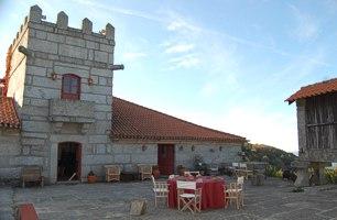 Portugal Amarante Casa da Levada Exterior