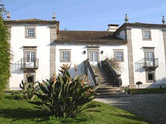 Portugal Minho Costa Verde Viana do Castelo Neiva Quinta Monteverde Exterior
