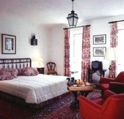 Bedroom at Quinta da Praia das Fontes