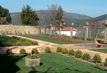 Garden at Quinta de Malta - Portugal Barcelos Durraes