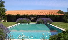 Swimming pool at Casa de Santo Antonio de Britiande - Lamego