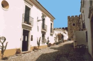 Portugal Alentejo Casa Terena Exterior