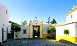 Portugal Lisbon Azoia Quinta do Rio Touro Sintra External