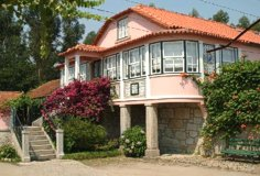 Portugal Verde Minho Viana Castelo Quinta Vale Monte Exterior