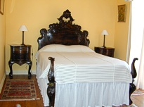 Bedroom at Casa dos Vargos near Tomar Portugal