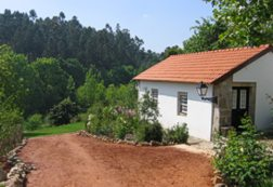 Cottages at Casa de Lamas - Accommodation in Northern Portugal