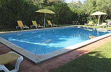 Pool at Casa de Obidos Portugal