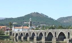 Ponte de Lima Roman bridge