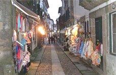 Valenca Minho Portugal market