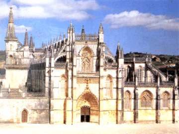 UNESCO World Heritage Site - Batalha - Portugal
