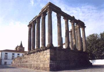 World Heritage Site - Evora - Alentejo